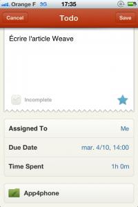 IMG 1812 200x300 Test de Weave, gestion de vos projets au quotidien (gratuit)