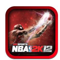 NBA 2K12 logo