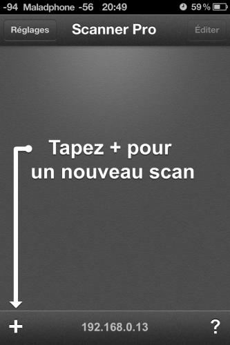 Scanner pic1 333x500 Test de Scanner Pro (5,49€) : Pas révolutionnaire mais super pratique. Et hors de prix...