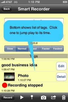 Smart Recorder Les bons plans de lApp Store ce dimanche 1er avril 2012