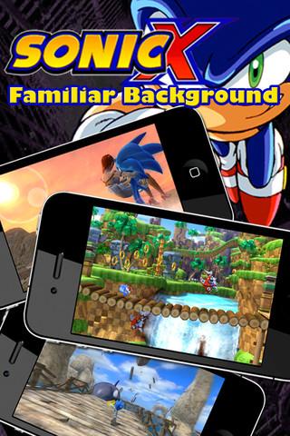 Sonic X 1 Sonic X : Attention à larnaque !