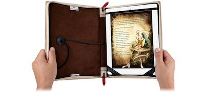 TestBookbookiPad 001 Test de létui Bookbook pour iPad (52€): un Étui alliant beauté et protection