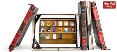 TestBookbookiPad 003 Test de létui Bookbook pour iPad (52€): un Étui alliant beauté et protection