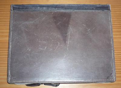 TestBookbookiPad 0051 Test de létui Bookbook pour iPad (52€): un Étui alliant beauté et protection
