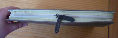 TestBookbookiPad 022 Test de létui Bookbook pour iPad (52€): un Étui alliant beauté et protection