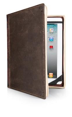 TestBookbookiPad 023 Test de létui Bookbook pour iPad (52€): un Étui alliant beauté et protection