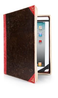 TestBookbookiPad 024 Test de létui Bookbook pour iPad (52€): un Étui alliant beauté et protection