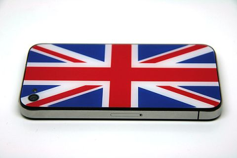 Union Jack facade 2 Promo App4Shop :  40% sur la façade arrière Union Jack !