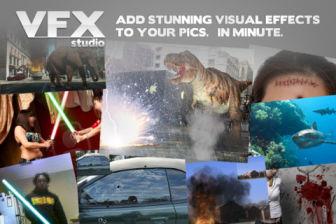 VFX Sutdio Les bons plans de lApp Store ce lundi 23 avril 2012