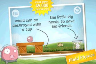 a Pigs dreams Les bons plans de lApp Store ce dimanche 22 avril 2012