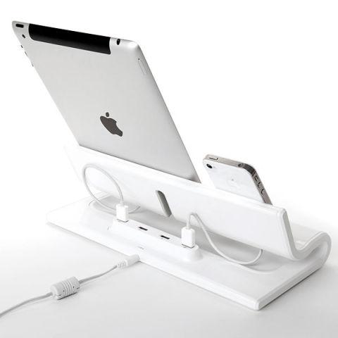 converge usb hub 2 Converge USB : Un Dock élégant pour recharger tous vos appareils