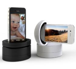 galileo une Galileo, votre iPhone pilote une caméra à distance