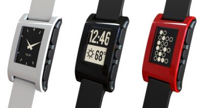 pebble choix Pebble: la montre du futur existe déjà... Et se connecte à votre iPhone !