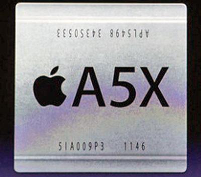 sem16 rumeur puce A5X Les rumeurs de la semaine consacrées à liPhone 5!