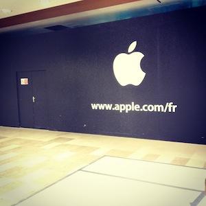 Apple Store Défense 1 Ouverture de lApple Store de La Défense vendredi 25 mai 2012