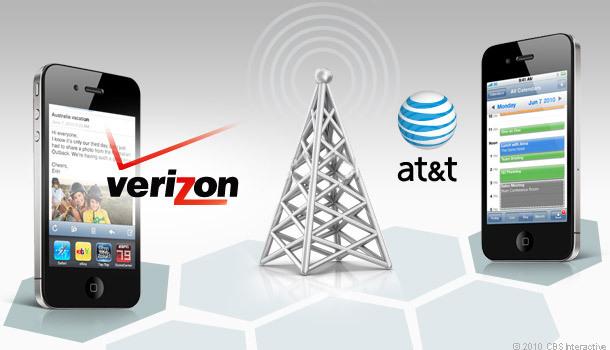 Att T Verizon Le mystère des parts de marché des SmartPhones aux US