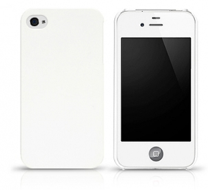 Blanc Lab C MÀJ : Les coques de protection Lab.C sont soldées à  50% sur App4Shop !