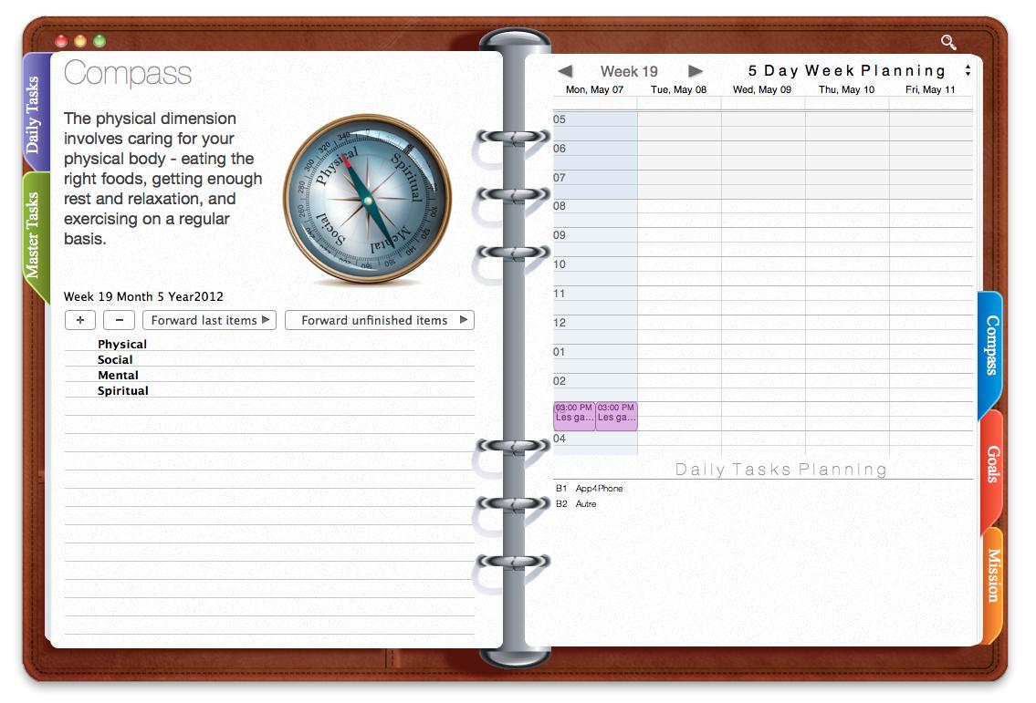 Capture d'écran 2012 05 07 à 20.33.26 App4Mac: Opus Domini, un vrai agenda pour Mac (6,99€)