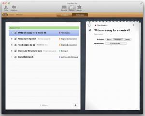 Capture d'écran 2012 05 22 à 18.58.37 300x241 App4Mac: iStudiez Pro, un véritable agenda sur votre Mac (7,99€)