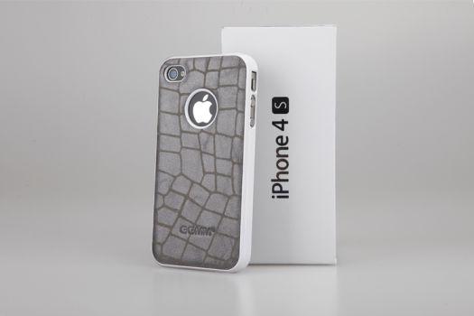 Coque cuir ice 3 nouvelles coques en cuir véritable pour iPhone 4/4S à découvrir sur App4Shop