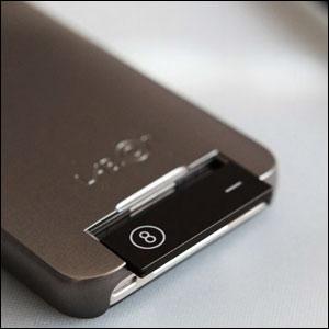 Coque usb 1 Nouveauté App4Shop : La Coque iPhone avec clé USB 8 Go intégrée