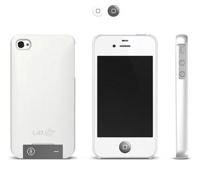 Coque usb 2 Nouveauté App4Shop : La Coque iPhone avec clé USB 8 Go intégrée