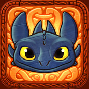 DreamWorks Dragons DreamWorks Dragons : Un très bon Puzzle Game...(1,59€)