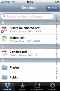 DropBox 200x300 Les App4Tops de la semaine 18 : nos coups de coeur
