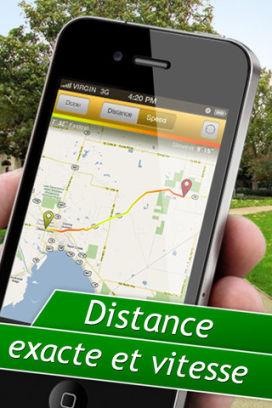 GPVelo 2 Lapplication GPS pour Vélo est gratuite en partenariat avec App4Phone !