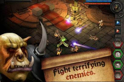 Heroes 2 Heroes Call (Gratuit) : Le nouveau jeu de rôle, par les développeurs de Ski Safari