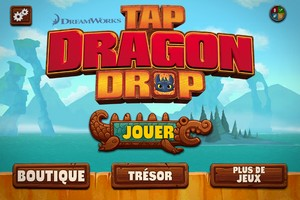 IMG 05854 DreamWorks Dragons : Un très bon Puzzle Game...(1,59€)