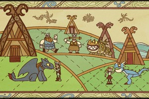 IMG 0588 DreamWorks Dragons : Un très bon Puzzle Game...(1,59€)