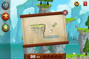 IMG 0600 DreamWorks Dragons : Un très bon Puzzle Game...(1,59€)
