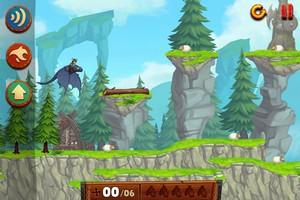 IMG 0604 DreamWorks Dragons : Un très bon Puzzle Game...(1,59€)