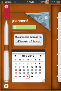 IMG 07822 Test de Plannerd   (To do, Notes and More) : un excellent agenda multifonctions...(2,39€)