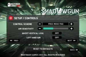 IMG 09532 300x200 Test de ShadowGun, un jeu digne des consoles de salon ! (3.99€)
