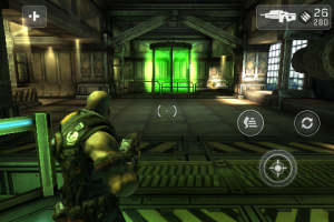 IMG 0955 300x200 Test de ShadowGun, un jeu digne des consoles de salon ! (3.99€)