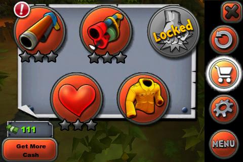 IMG 0976 Test de Locknload, un jeu orginal et agréable (0.79€)
