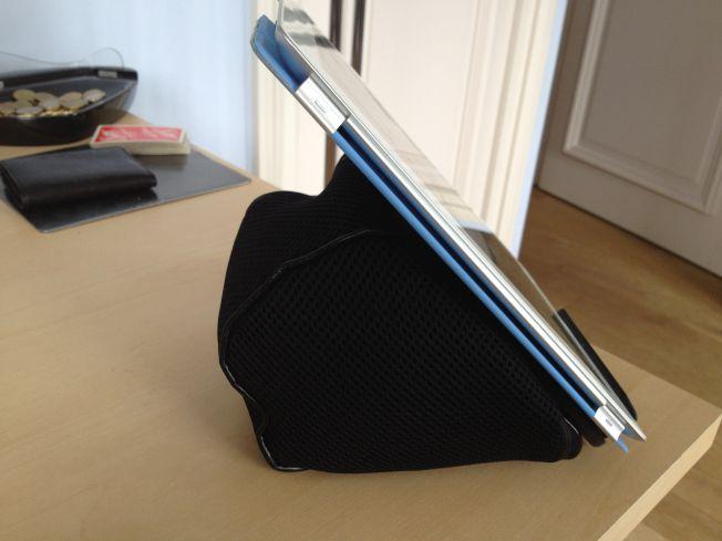 IMG 1036 Test du support iProp pour iPad : Simple mais diablement pratique !