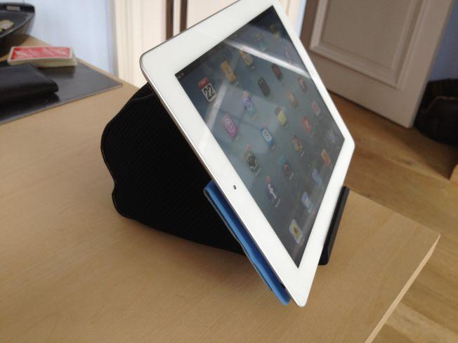 IMG 1037 Test du support iProp pour iPad : Simple mais diablement pratique !