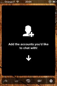 IMG 2015 200x300 Test de Chattr: toutes vos messageries instantanées dans une seule application (1,59€)
