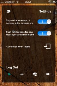 IMG 2016 200x300 Test de Chattr: toutes vos messageries instantanées dans une seule application (1,59€)