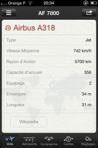 IMG 2065 200x300 Test de Vol+: suivez en direct vos vols dans les aéroports du monde entier (2,39€)