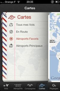 IMG 2069 200x300 Test de Vol+: suivez en direct vos vols dans les aéroports du monde entier (2,39€)