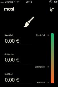 IMG 2101 200x300 Test de Moni: le compagnon de vos dépenses (0,79€)