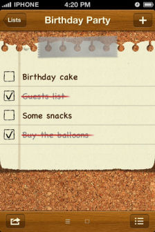 Just Todo Les bons plans de lApp Store ce jeudi 24 mai 2012