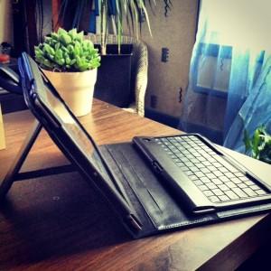 Keyboard iPad1 300x300 Test du Keyboard Folio (125€) pour iPad : un clavier physique Bluetooth de luxe