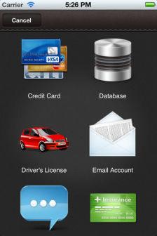 Lastpass wallet Les bons plans de lApp Store ce mardi 22 mai 2012
