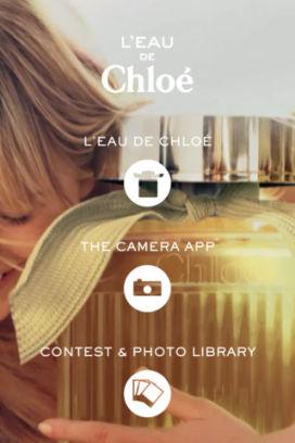 Leau chloe Stylisez vos photos gratuitement avec Leau de Chloé !