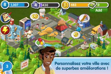 MyTown2 3 MyTown 2 (Gratuit) : Construisez la ville de vos rêves !